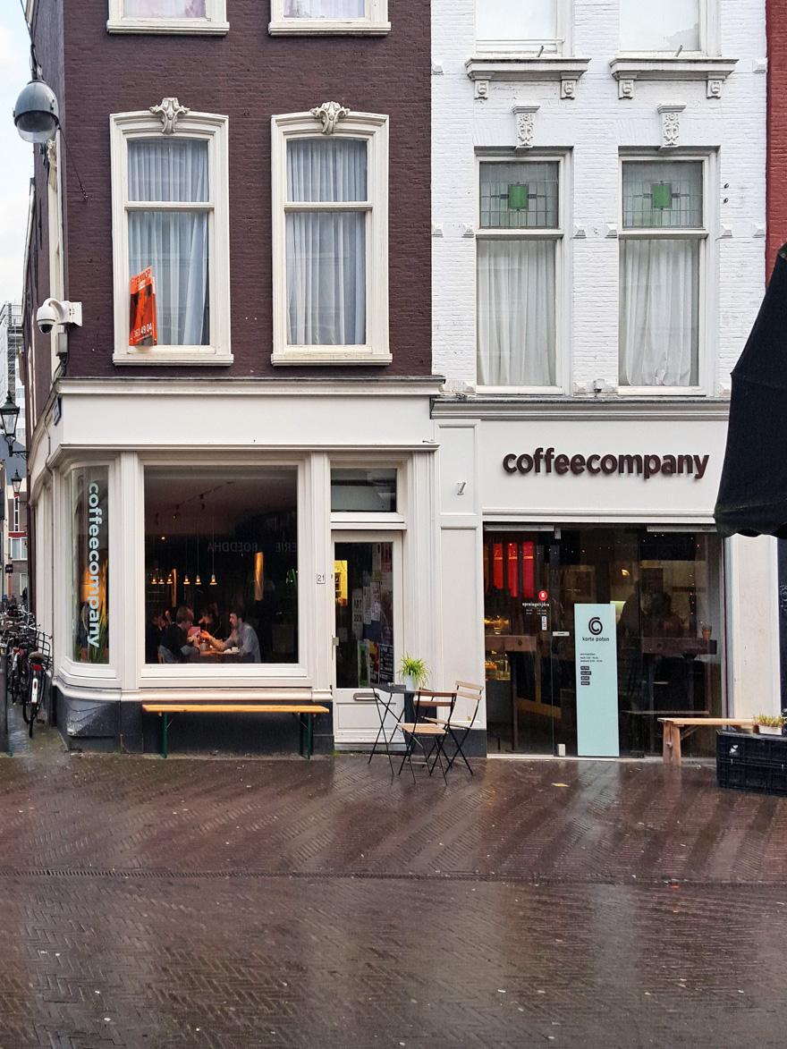 Korte Poten - Den Haag