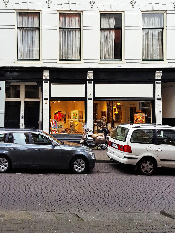 Noordeinde - Den Haag