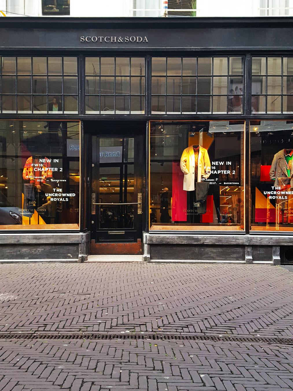 Hoogstraat - Den Haag