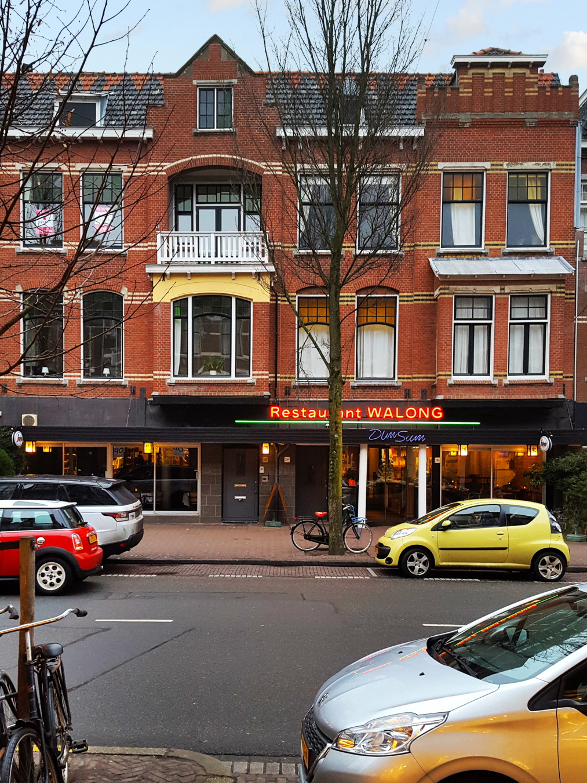 Frederik Hendriklaan - Den Haag