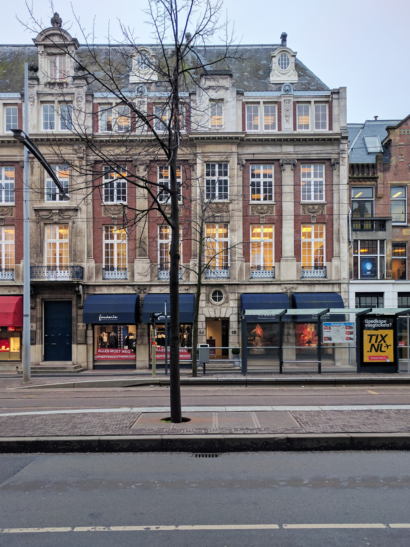 Kneuterdijk - Den Haag